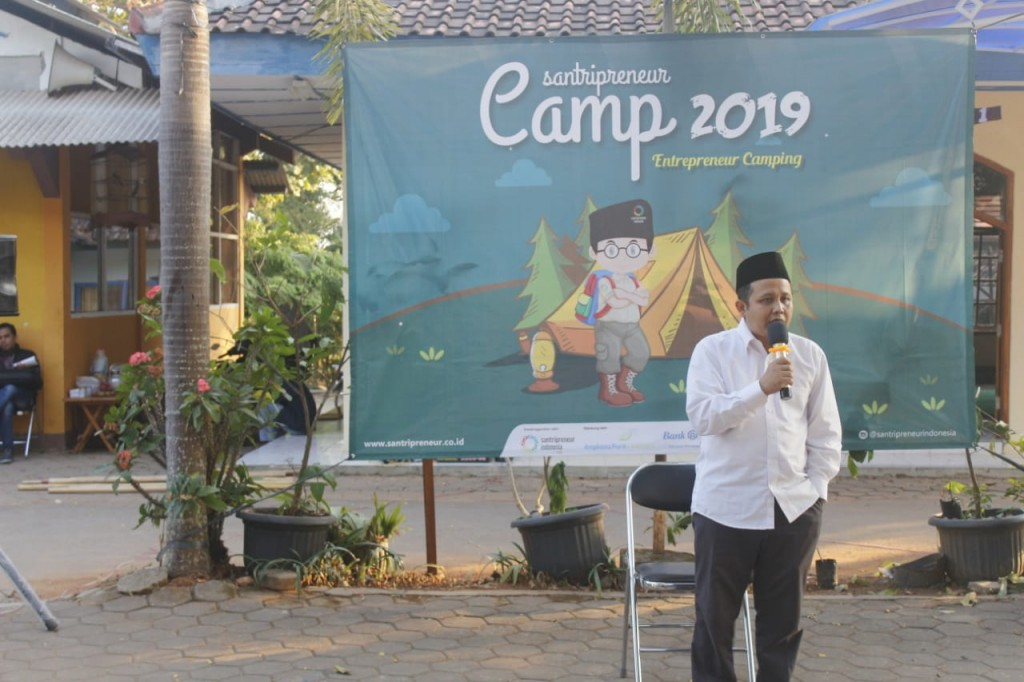 Santripreneur Camp 2019